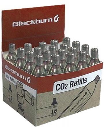 CO2 Bulk Cartridges 25G (16 pcs)
