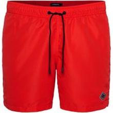 J.LINDEBERG Banks Solid Swimshorts Man Röd