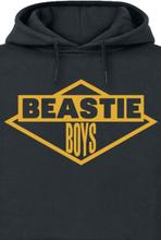 Beastie Boys - BB Logo -Hettegenser - svart