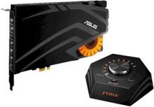 Strix Raid DLX - ljudkort