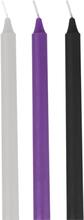 EasyToys: Hot Wax, Sensual Wax Candles, 3-pack