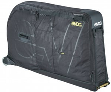 BIKE TRAVEL BAG PRO Black, ONESIZE