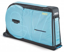BIKE TRAVEL BAG PRO Aqua Blue, ONESIZE