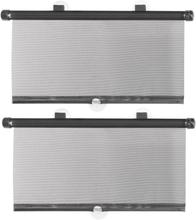HP Autozubehör 0522687 Solskydd 42 cm x 52 cm för sidorutor