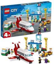 Lego City Airport 60261 Hovedflyplass