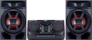 Party-højtaler 13.5 cm 5.3 LG Electronics CK 43 300 W 1 stk