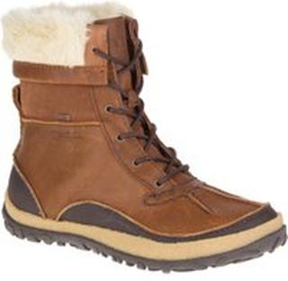 Merrell Womens Boot Tremblant Mid Polar Wtpf Merrell Oak