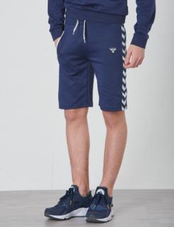Hummel, NEYMAR SHORTS, Blå, Shorts till Dreng, 140
