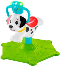 Fisher Price Bounce & Spin Puppy