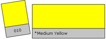 Lee Colour Filter 010 Med. Yellow