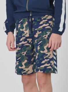 Hummel, SCAR SHORTS, Grøn, Shorts till Dreng, 152 cm