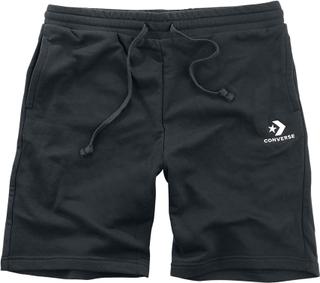 Converse - Converse Star Chevron EMB Short FT - Shorts - svart