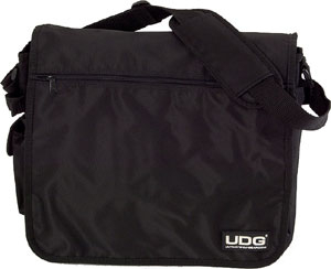 UDG Courier Bag Black