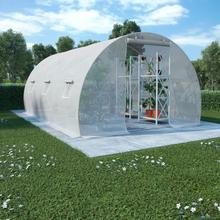 vidaXL drivhus 13,5 m² 450x300x200 cm