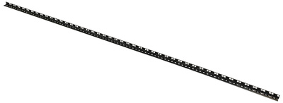 Adam Hall 61532 BLK Rack Strip