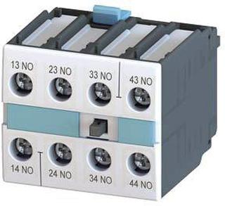 Siemens 3RH1921-1FA40 Hjælpekontaktblok 1 stk 10 A Passer til mærkerne (relæ): Siemens