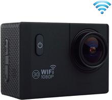 Vattentät wifi actionkamera full hd 1080p