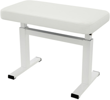 Situno Piano Bench, White