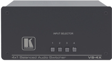 Kramer VS-4X Passive Stereo Switch