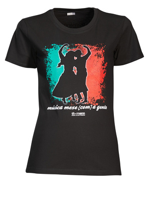 "Thomann Girlie T Shirt """"música..."""" M"