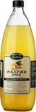Bangs Ingefärsdryck med citron & apelsin 1000 ml
