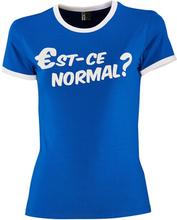 "Thomann Girlie T Shirt """"EST..."""" S"