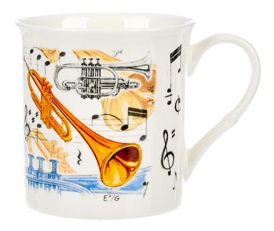 Music Sales Noble Coffee Mug Trumpet