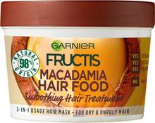Garnier Fructis Hair food Macadamia 390 ml