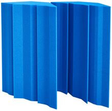 EQ Acoustics Project Corner Traps blue