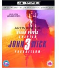 John Wick: Chapter 3 - Parabellum 4K Ultra HD
