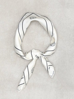 Dagmar Silk scarf Halsdukar & Scarves Prickig