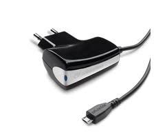 Cellularline laddare med 230V-stick med micro USB - 1 meter