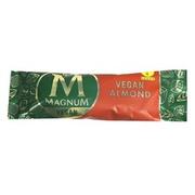 Magnum - Vegan Almond lody waniliowe w czekoladzie ''couvert...z migdałami