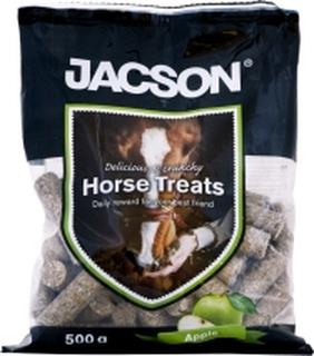Hästgodis Jacson Äpple, 500 g