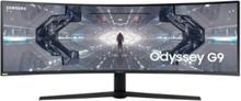 """49 """" Skærm Odyssey G9 C49G94TSSU - Sort - 1 ms NVIDIA G-SYNC"""
