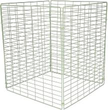 Kompostgaller 4-sidigt, 530 l