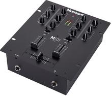 Numark M101 USB Black DJ Mixer