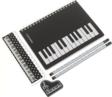 Wei I Plastics Co. Large Writing Set Keyboard