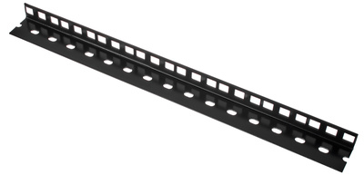 Adam Hall 61535B8 Rack Strip 8U blk