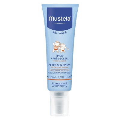 Mustela Kids After Sun Spray 125 ml