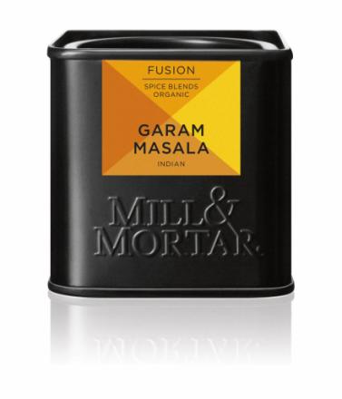 Mill & Mortar Garam Masala ØKO 50 g.