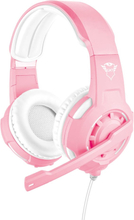 Trust GXT 310P Gaming Headset Pink