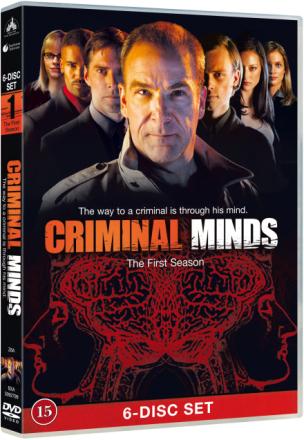 Criminal Minds - season 1 - DVD
