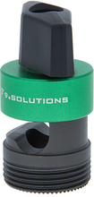 "9.solutions QM Receiver to 3/8"""" Gag"