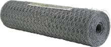 Hönsnät 6-kantnät galvaniserat 60 cm / 25 mm / 10 m