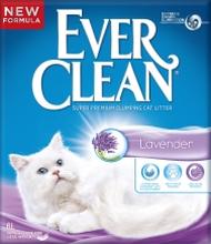 Kattsand Ever Clean Lavendel, 6 l