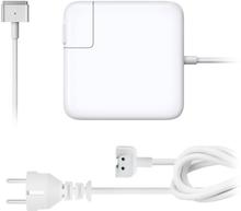 Laddare för macbook 60w magsafe 2 (t-kontakt) + strömsladd