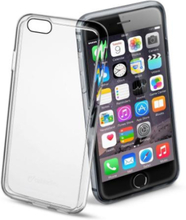 Cellularline Invisible Back cover till iPhone 6/6S