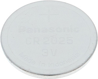 Panasonic CR 2025 3 V / 148 mAh