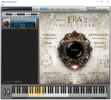 Best Service Era II Vocal Codex